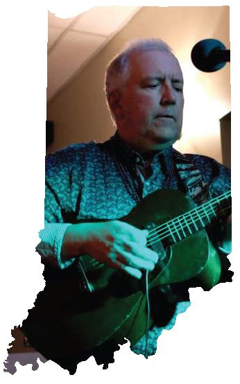Buck Rogers Jr., Hoosier Songwriter