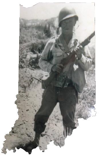 """Staff Sergeant Robert W. """"Buck"""" Rogers in WWII"""